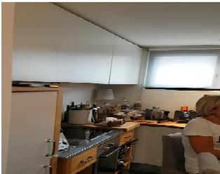 Réalisation de cuisine équipée