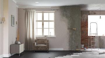 Rénovation complète ou partielle de logement