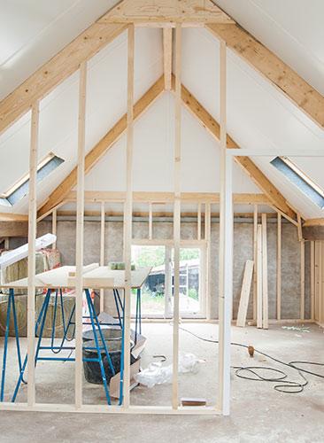 Rénovation des logements
